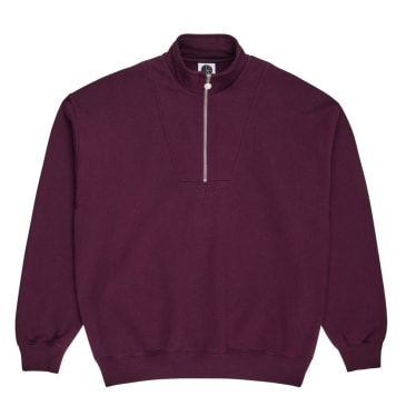 Polar Skate Co - Zip Neck Sweatshirt