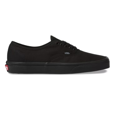 Vans Classic Authentic - Black / Black