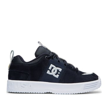 DC Shoes Lynx OG x In4mation Skate Shoes - Dark Navy