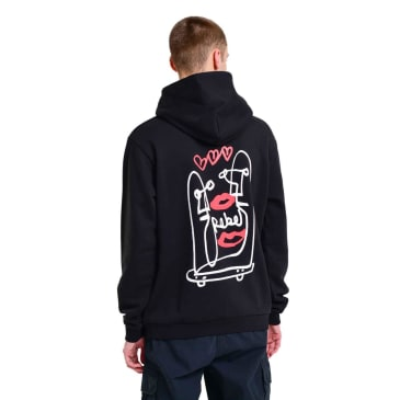 Sex Skateboards Rebel Hood - Black