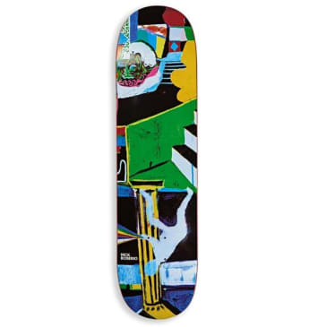 Polar Skate Co Nick Boserio Memory Palace Deck Assorted Sizes
