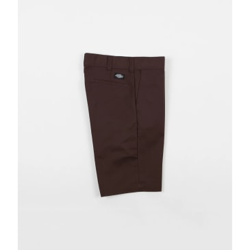 DICKIES '67 894 Slim Fit Shorts Chocolate