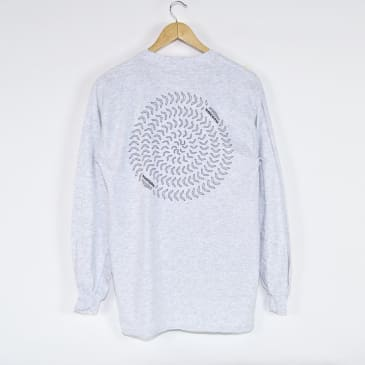 Welcome Skate Store - Arch Longsleeve T-Shirt - Grey