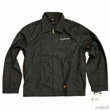 Dickies X Southside Jacket Unlined Eisenhower Charcoal