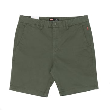 Globe Goodstock Chino Walkshorts - Army