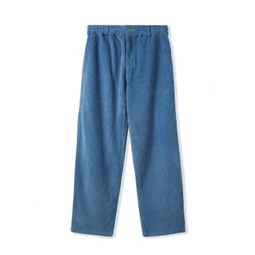 """BUTTER GOODS- """"HIGH WALE CORD PANTS"""" (LAKE)"""