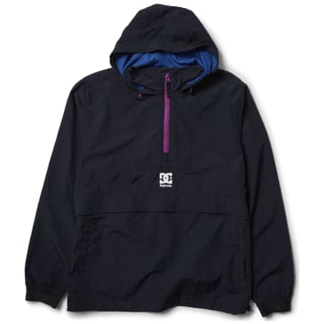 DC Shoes x Paterson Mellow Anorak Jacket - Black