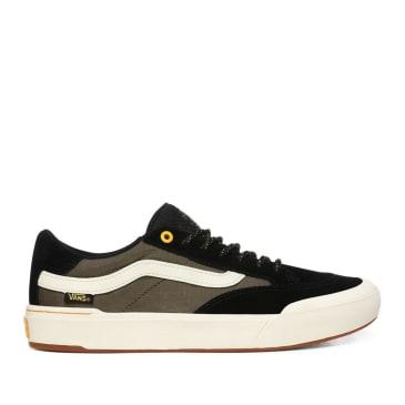 Vans Surplus Berle Pro Skate Shoes - Black / Military