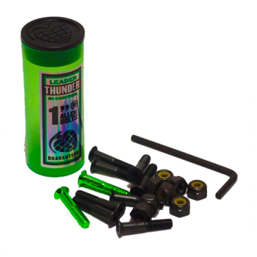 Thunder Trucks Thunder Bolts Allen Skateboard Hardware 1""