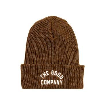 The Good Company - LES Standard Beanie - Camel