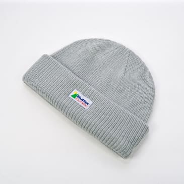 Butter Goods - Equipment Beanie - Silver