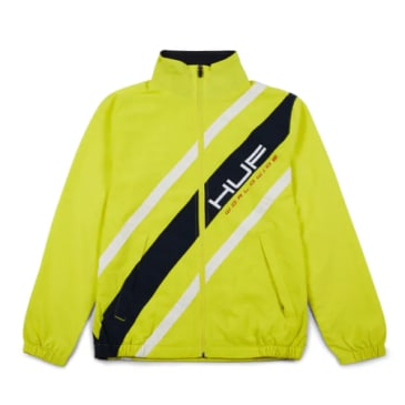 HUF - Palisades Track Jacket - Yellow