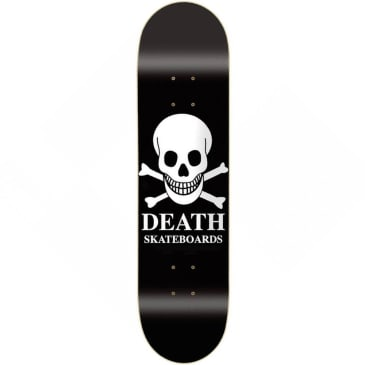 "Death Skateboards - O.G. Skull Deck 8.375"" Wide"