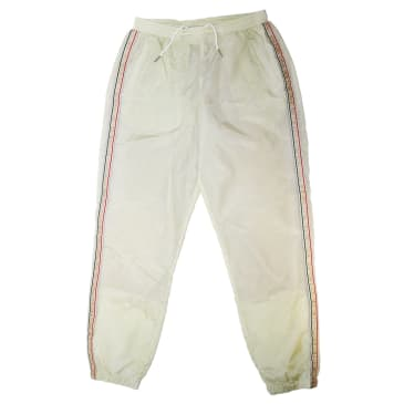 Canal New York - Deco Track Pants Off-White