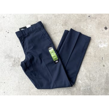 Dickies '67 Slim Straight Navy - Flex