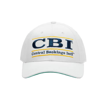 Central Booking Intl. - The Game Cap - White