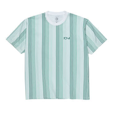 Polar Skate Co. Multi-Colour T-Shirt White/Green