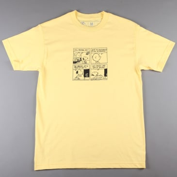 CSC 'Trilogy' T-Shirt (Banana)