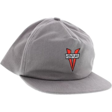 Venture - Heritage Hat Grey/Red
