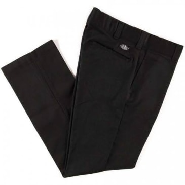 Dickies - Slim Straight Work Pant - Black