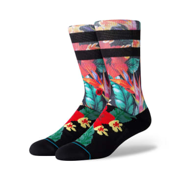 Stance Pau Staple Socks - Black
