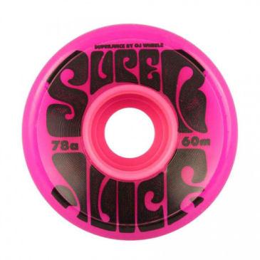 OJ Mini Hot Juice 78a Pink wheels 60mm
