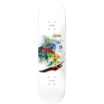 """Baker Skateboards T-Funk Lost Skateboard Deck - 8.25"""""""