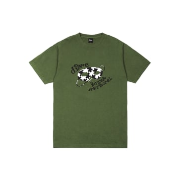 Dime - International T-Shirt - Olive