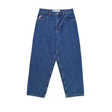 Polar Skate Co Big Boy Jeans - Dark Blue