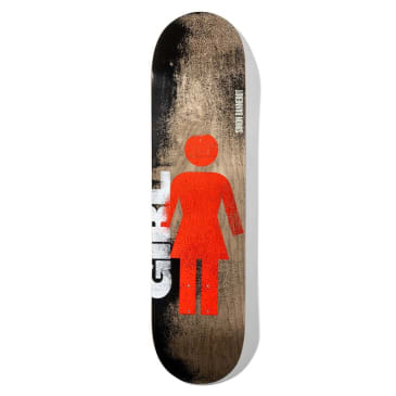 Girl Skateboards Roller OG Deck Bannerot 8.0