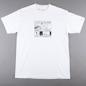 CSC Trilogy T-Shirt - White