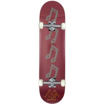 Palace Skateboards Totally Classic Complete Skateboard 7.75""