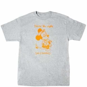 Snack - Seein The Sights Shirt (Grey)