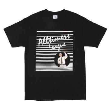 Alltimers Yippee T-Shirt - Black