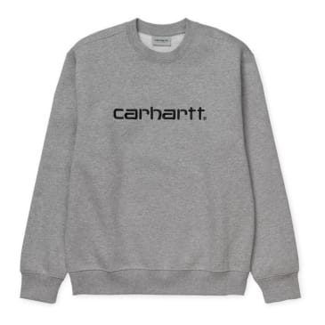 Carhartt WIP - Carhartt Sweat - Heather Grey