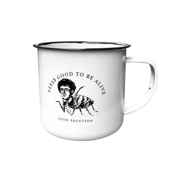SOUR FEELS GOOD MUG