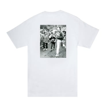 Hockey - Marathon Tee - White
