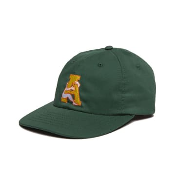 Alltimers Love Thyself Cap - Forest Green