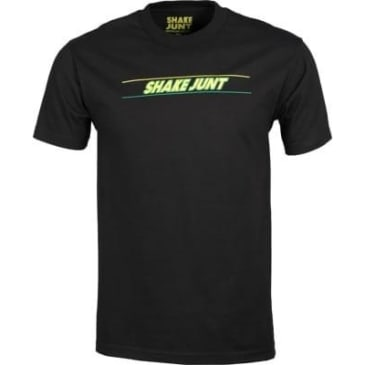 Shake Junt Streched Out Tee- (Black)