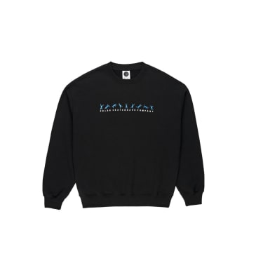Polar Skate Co Cartwheel Crewneck - Black