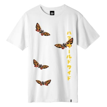 Huf Mothra Short Sleeve Tee