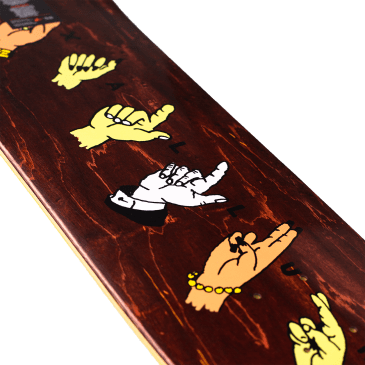Maxallure Skateboards - Signs