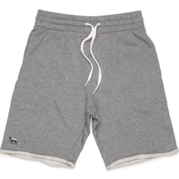 Black Sheep French Terry Icon Short Steel Heather
