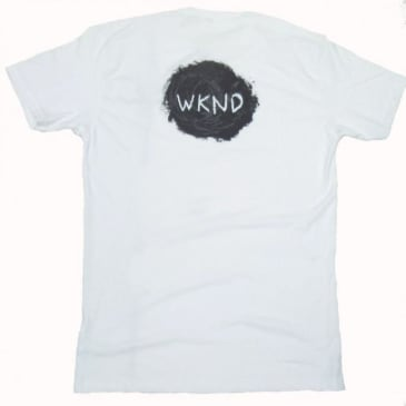 WKND Sketch Ball T-shirt - White