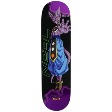 "Primitive Skateboards - Neal Beerus Deck 8.125"" Wide"