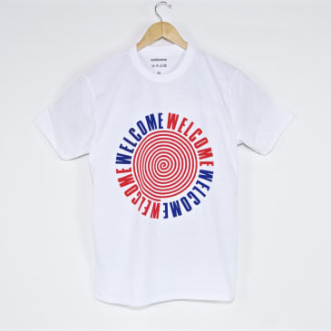 Welcome Skate Store - Sound T-Shirt - White