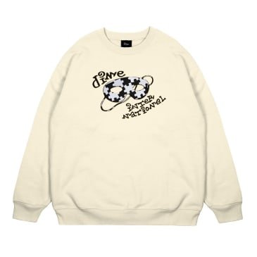 Dime International Crewneck - Cream