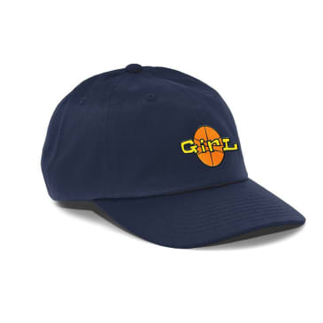 Girl Skateboards Basketball Hat