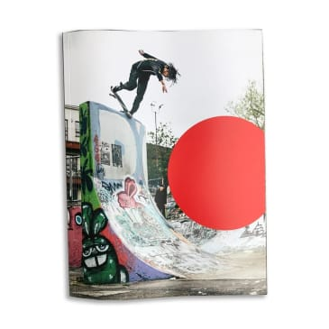 """FREE SKATEBOARD MAG-""""ISSUE 26"""""""