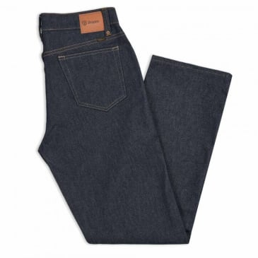 BRIXTON Labor 5 Pocket Denim Pant Raw Indigo